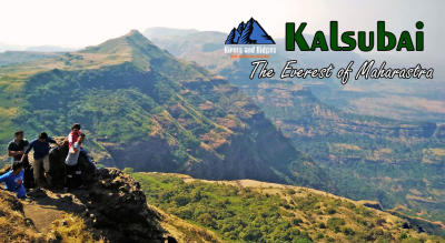 Kalsubai trek - The Highest Peak of Maharashtra