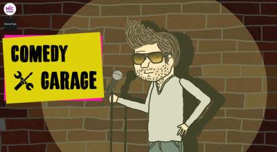 Comedy Garage – Volume 2.0