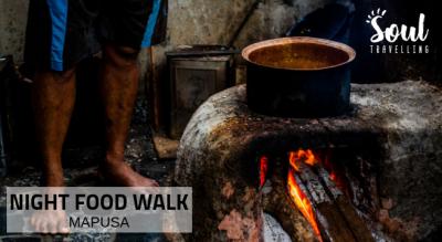 Soul Travelling - Mapusa Night Food Walk