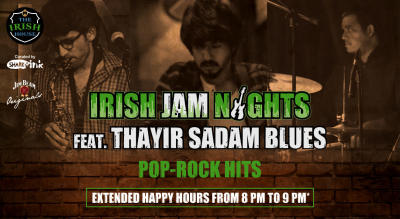 Irish Jam Nights Feat. Thayir Sadam Blues