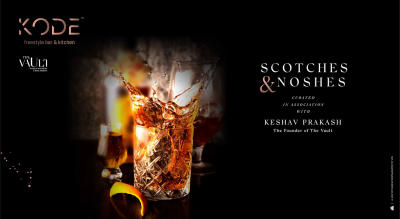 Scotches and Noshes at KODE