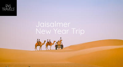 Jaisalmer New Year Trip