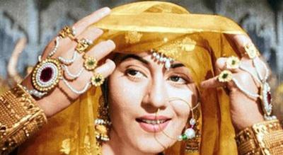 Screening of Mughal-E-Azam at Select Citywalk