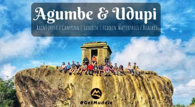 The Agumbe Rainforest Camping experience & Malpe beach - Muddie Trails