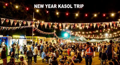 Kasol and Tosh New Year Fest 2019