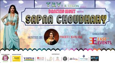 Dancing Night With Sapna Choudhary