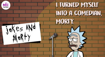 Jokes and Morty – Volume 3.0