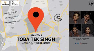 Toba Tek Sing : A Solo Play
