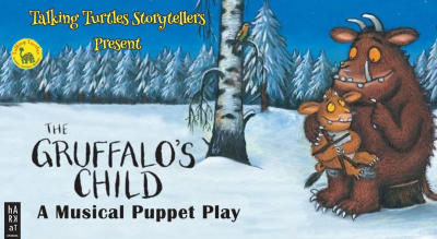Puppet Show - The Gruffalo's Child