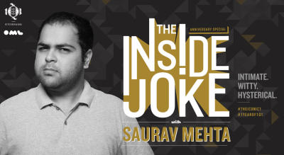 The Iconic 1: The Inside Joke with Saurav Mehta at 1Q1