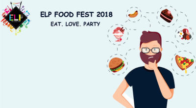 The ELP Food Fest – Eat. Love. Party at Jawaharlal Nehru Stadium