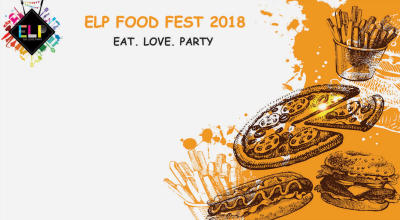 The ELP Food Fest – Eat. Love. Party at Expocentre Noida