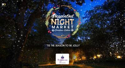 SteppinOut Night Market - Christmas Edition