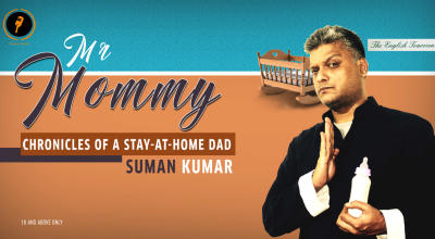 Mr. Mommy - Chronicles of a Stay-at-Home Dad