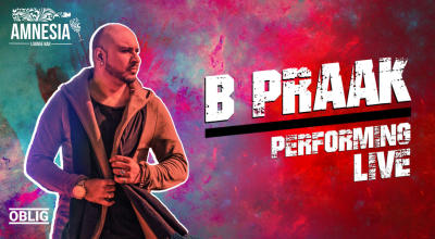 B Praak Live In Hyderabad