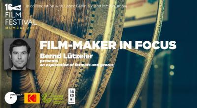 Filmmaker in Focus: Bernd Lützeler