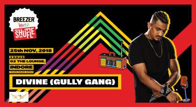 Breezer vivid shuffle – Hip-Hop Club Shows (Indore)