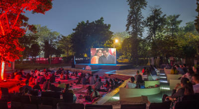 Open Air Cinema | Bollywood Special