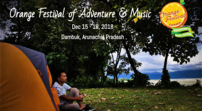 Orange Festival of Adventure & Music, Dambuk | Muddie Trails