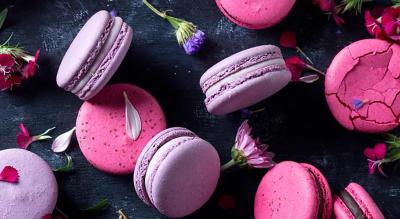 Macaron Baking by Pooja Dhingra