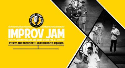 Improv Jam Ft. Playground Improv Collective