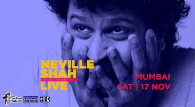 Going Downhill with Neville Shah Live