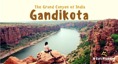 The Gorgeous Gandikota New Year Camping with Water activities   Muddie Trails