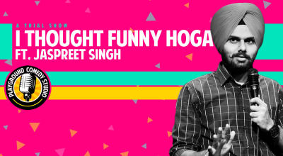 I Thought Funny Hoga - A Stand Up Trial Show