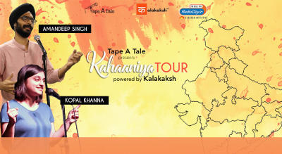 Kahaaniya Tour by Tape A Tale, Jaipur