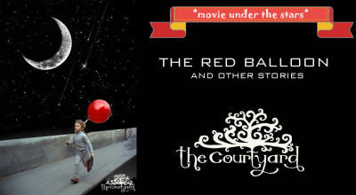 Movie Under The Stars- The Red Balloon And Other Stories