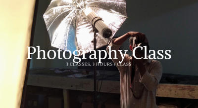 Photography Introductory Class