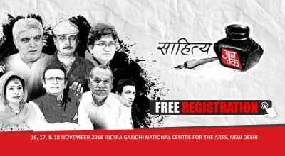 Sahitya Aaj Tak: India's biggest Hindi Literature Fest is Back