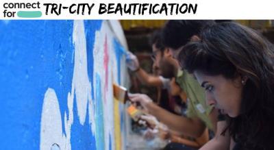 ConnectFor Tri-City Beautification - Mumbai