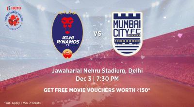 Hero Indian Super League 2018-19: Delhi Dynamos FC vs Mumbai City FC