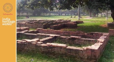 A Walk Through the Ruins of Ancient Pataliputra