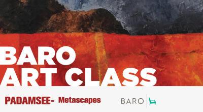Art Class: Padamsee: Metascapes