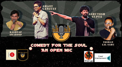 Comedy For The Soul - ft. Abijit Ganguly & Ashutosh Gupta