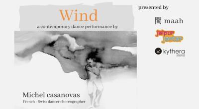 Contemporary Dance Performance & Workshop by Michel Casanovas