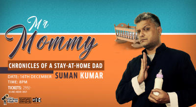Mr Mommy - Chronicles of a stay home dad