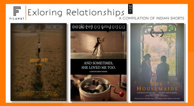 Exploring Relationships - Curated short film screening by Filamnt