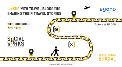 LinkUp with Travel Bloggers | #SocialWorks