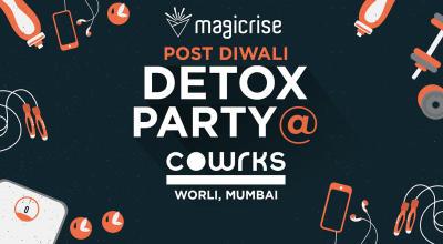 Magicrise - Post Diwali Detox Party