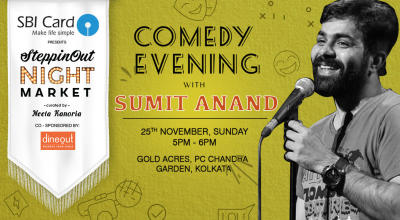 Comedy Evening with Sumit Anand