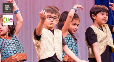 Lezim Dance Workshop For Kids