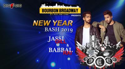 New Year Bash 2019: Jassi Gill & Babbal Rai Live in Ludhiana