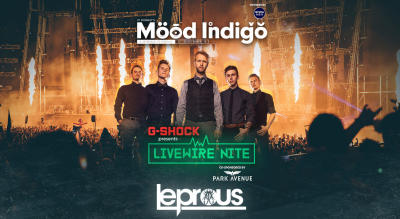 Leprous at Livewire Nite, Mood Indigo