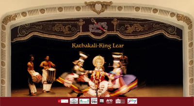 Kathakali - King Lear