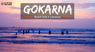Gokarna Beach Trek and Camping | Plan The Unplanned