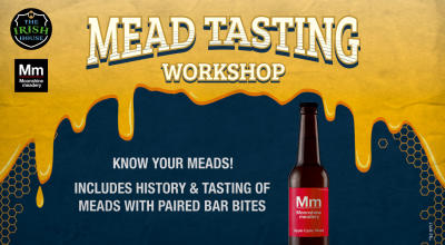 Meads Tasting Workshop with Moonshine Meadery