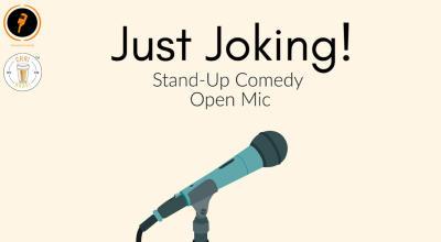 Just Joking!